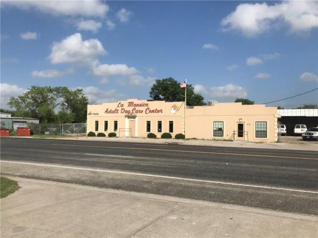 210 N Upshaw Blvd NW, Robstown, TX 78380 (MLS #331065) :: RE/MAX Elite Corpus Christi