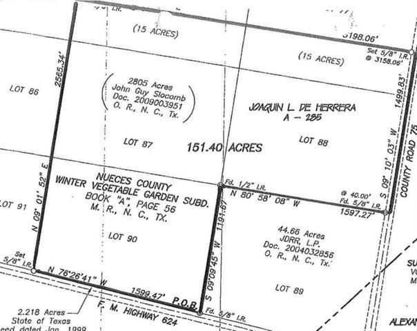 0 Fm Road 624, Corpus Christi, TX 78416 (MLS #331647) :: Better Homes and Gardens Real Estate Bradfield Properties