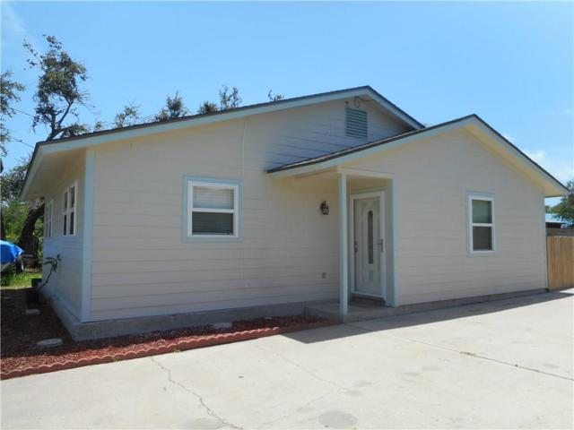 105 S 5th St, Fulton, TX 78358 (MLS #331682) :: Better Homes and Gardens Real Estate Bradfield Properties