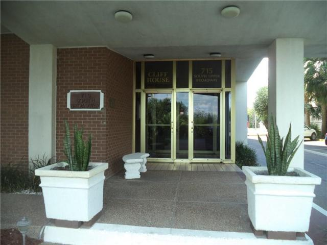 715 S Upper Broadway St #502, Corpus Christi, TX 78401 (MLS #332215) :: Five Doors Real Estate