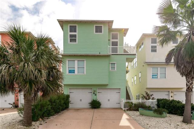 2525 S. Eleventh #58, Port Aransas, TX 78373 (MLS #332329) :: Kristen Gilstrap Team