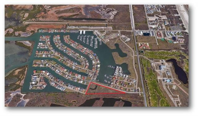 lt 6 Mustang Boulevard, Port Aransas, TX 78373 (MLS #333637) :: RE/MAX Elite Corpus Christi