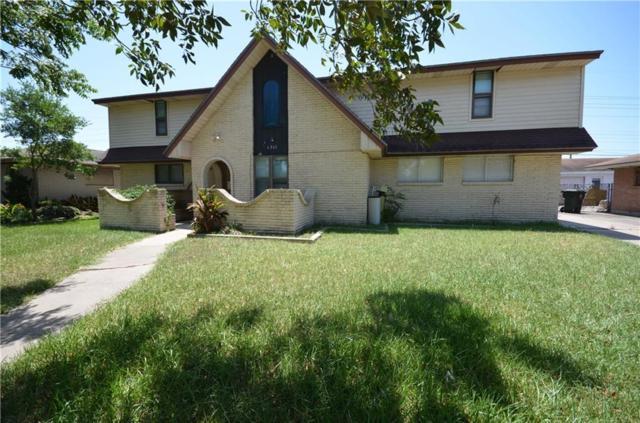 4301 Montego Dr, Corpus Christi, TX 78411 (MLS #334000) :: Kristen Gilstrap Team