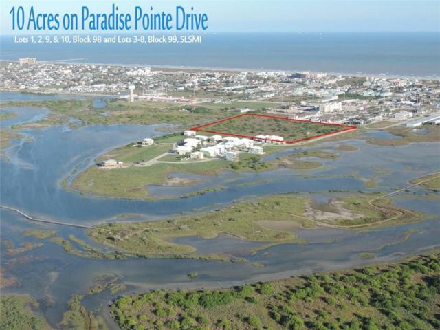 0 Paradise Pointe Dr, Port Aransas, TX 78373 (MLS #334489) :: RE/MAX Elite Corpus Christi