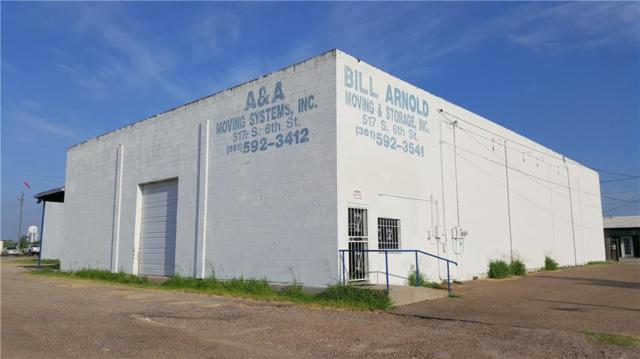 517 S 6th, Kingsville, TX 78363 (MLS #334803) :: Desi Laurel & Associates