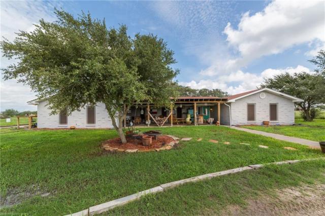 785 S County Road 305, Orange Grove, TX 78372 (MLS #335055) :: Kristen Gilstrap Team