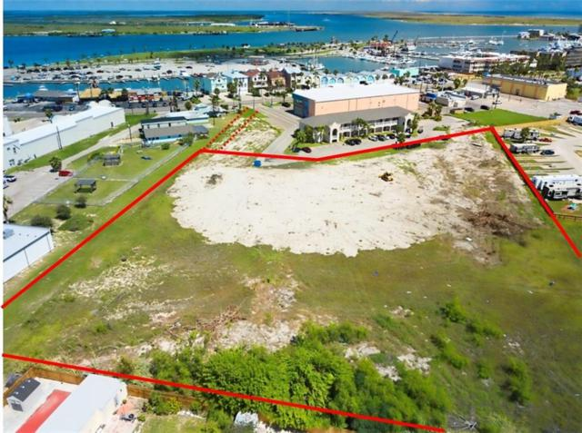 347 Cotter Ave W Lot 3A, Port Aransas, TX 78373 (MLS #335392) :: Desi Laurel & Associates
