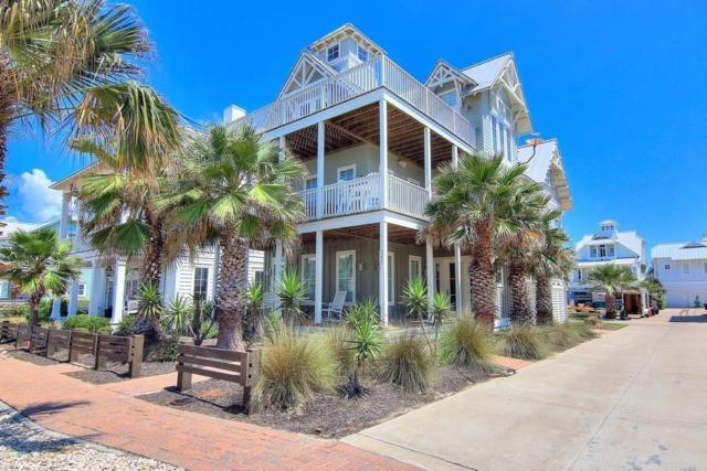 261 Bent Grass Dr, Port Aransas, TX 78373 (MLS #335601) :: Better Homes and Gardens Real Estate Bradfield Properties