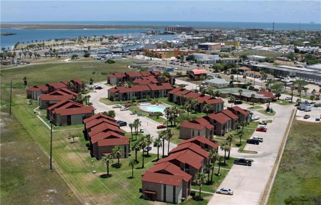 230 Cut Off Rd, #112 Aransas Harbors, Port Aransas, TX 78373 (MLS #335802) :: RE/MAX Elite Corpus Christi