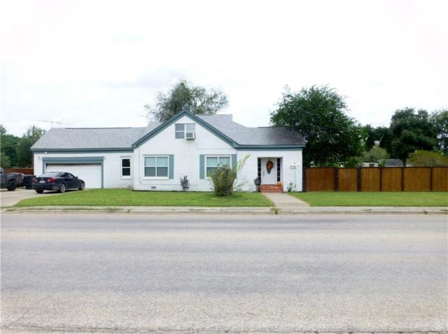 827 Lincoln St, Alice, TX 78332 (MLS #336621) :: Better Homes and Gardens Real Estate Bradfield Properties