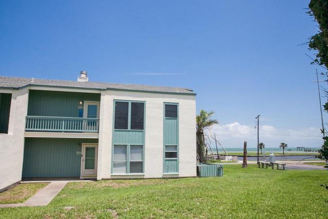 2003 N Fulton Beach Rd #79, Rockport, TX 78382 (MLS #336923) :: Desi Laurel Real Estate Group