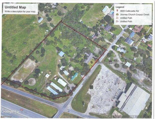 4600 Callicoatte@ IH37, Corpus Christi, TX 78410 (MLS #336991) :: Better Homes and Gardens Real Estate Bradfield Properties