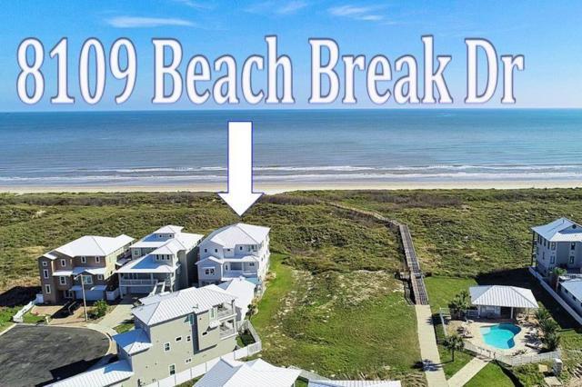 8109 Beach Break Dr, Corpus Christi, TX 78373 (MLS #337747) :: RE/MAX Elite Corpus Christi