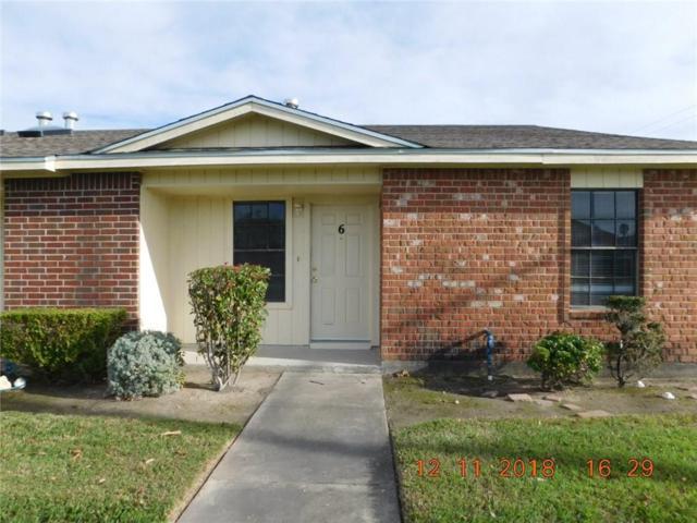 1818 Rodd Field D6, Corpus Christi, TX 78412 (MLS #337833) :: Five Doors Real Estate