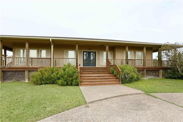 414 E Bayview Blvd, Portland, TX 78374 (MLS #337845) :: Five Doors Real Estate