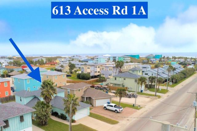 613 Access Road 1-A, Port Aransas, TX 78373 (MLS #337858) :: RE/MAX Elite Corpus Christi