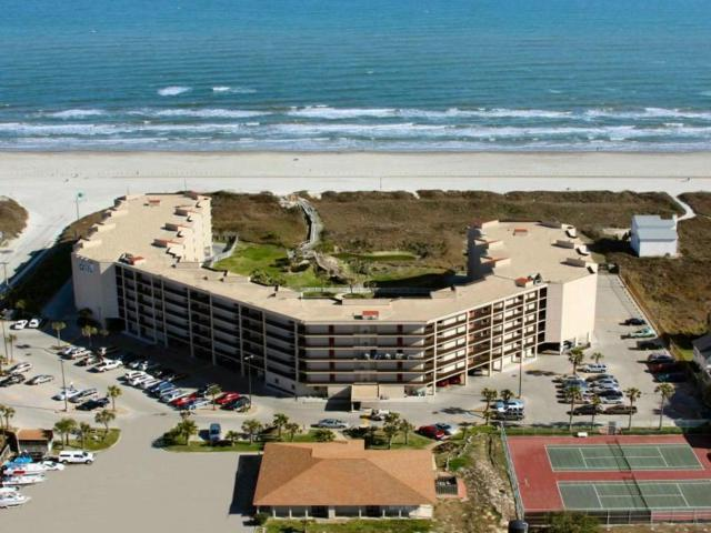 800 Sandcastle #502, Port Aransas, TX 78373 (MLS #338515) :: RE/MAX Elite Corpus Christi