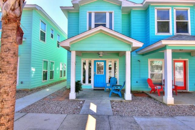 2120 Eleventh St. #701, Port Aransas, TX 78373 (MLS #338878) :: Better Homes and Gardens Real Estate Bradfield Properties