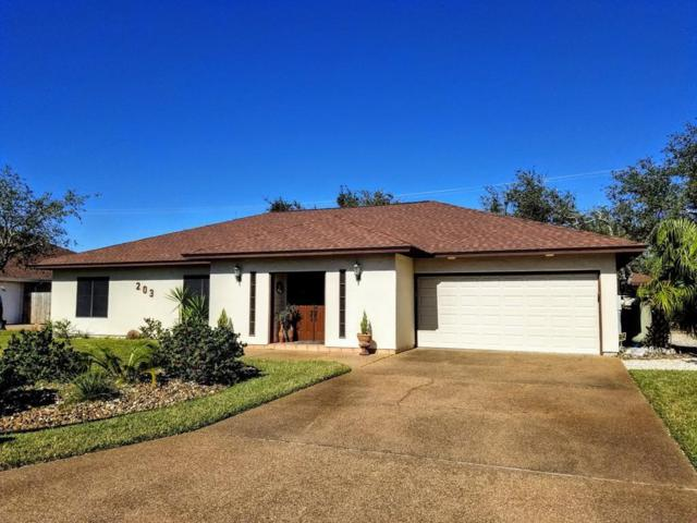 203 Forest Hills, Rockport, TX 78382 (MLS #338914) :: Better Homes and Gardens Real Estate Bradfield Properties