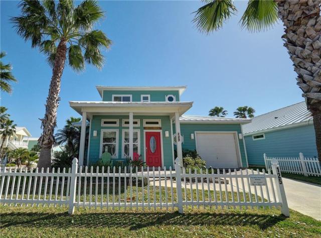 125 Five Dove Circ, Port Aransas, TX 78373 (MLS #338986) :: Desi Laurel Real Estate Group