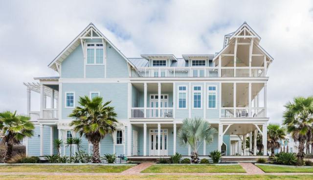 231 Seaside Dr, Port Aransas, TX 78373 (MLS #339679) :: Desi Laurel & Associates