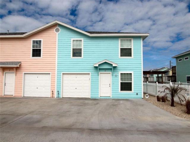 604 Beach Access Road 1A #6, Port Aransas, TX 78373 (MLS #339781) :: Desi Laurel & Associates