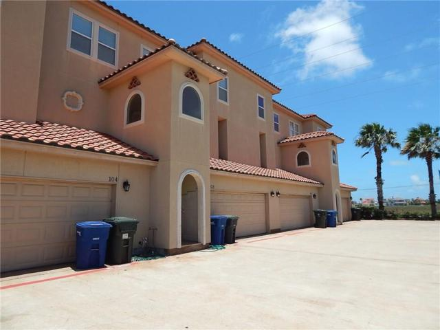 14334 Cruiser St #104, Corpus Christi, TX 78418 (MLS #339963) :: Better Homes and Gardens Real Estate Bradfield Properties