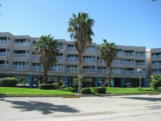 3938 Surfside Blvd #2107, Corpus Christi, TX 78402 (MLS #339974) :: Kristen Gilstrap Team
