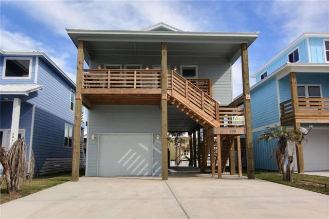 505 Paradise Pointe Dr, Port Aransas, TX 78373 (MLS #340045) :: Desi Laurel Real Estate Group