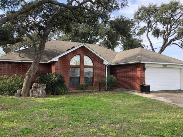 2263 4th St, Ingleside, TX 78362 (MLS #340165) :: Desi Laurel & Associates