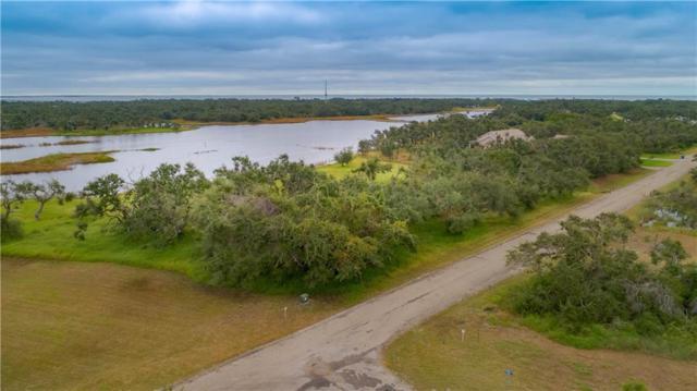 132 Estuary, Rockport, TX 78382 (MLS #340169) :: Kristen Gilstrap Team