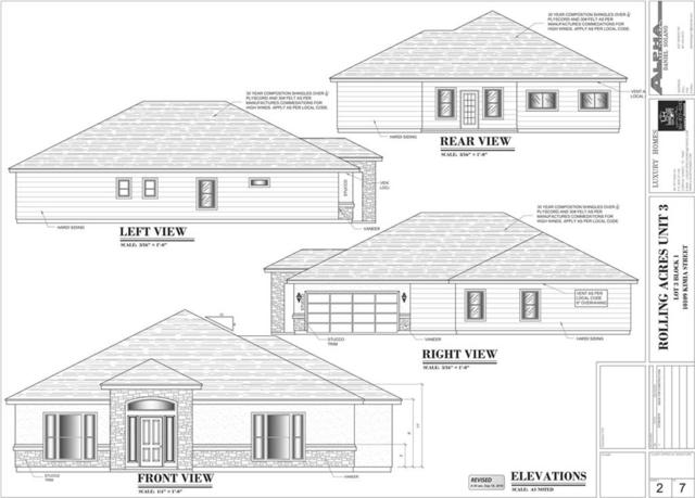 10109 Kimia St, Corpus Christi, TX 78410 (MLS #341136) :: Desi Laurel Real Estate Group