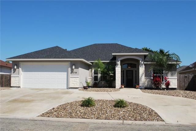 13758 Eaglesnest Bay Dr, Corpus Christi, TX 78418 (MLS #341535) :: Desi Laurel & Associates