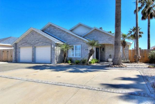 350 Blue Heron, Port Aransas, TX 78373 (MLS #341716) :: Desi Laurel Real Estate Group