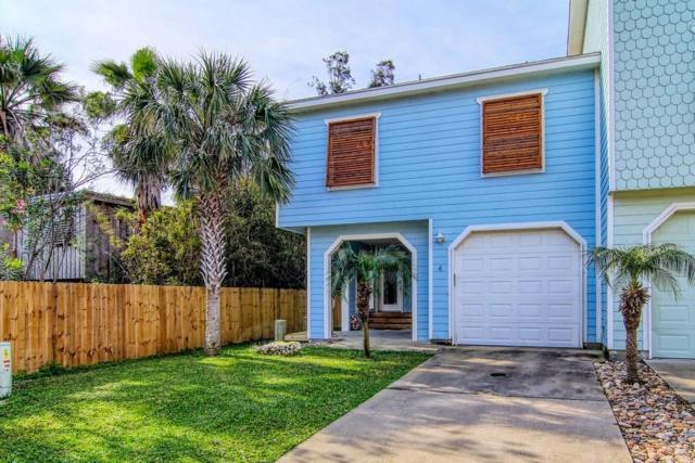 247 W Roberts Ave #4, Port Aransas, TX 78373 (MLS #341972) :: Desi Laurel Real Estate Group