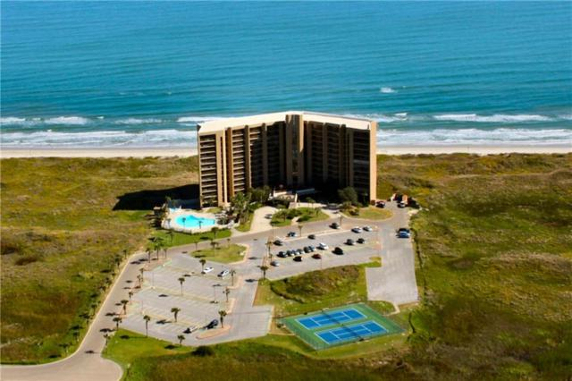 6745 Seacomber Dr. #805, Port Aransas, TX 78373 (MLS #342043) :: RE/MAX Elite Corpus Christi