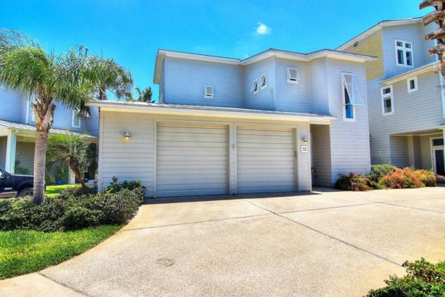 3700 Island Moorings Pkwy #15, Port Aransas, TX 78373 (MLS #342283) :: Desi Laurel Real Estate Group