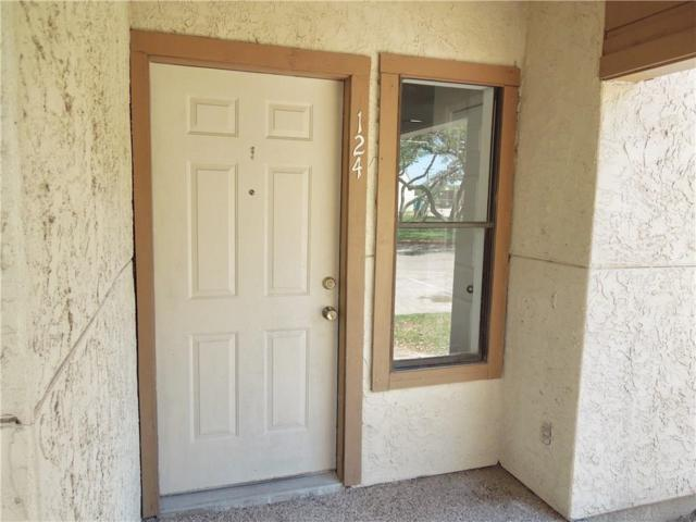 209 Forest Hills #124, Rockport, TX 78382 (MLS #342402) :: RE/MAX Elite Corpus Christi