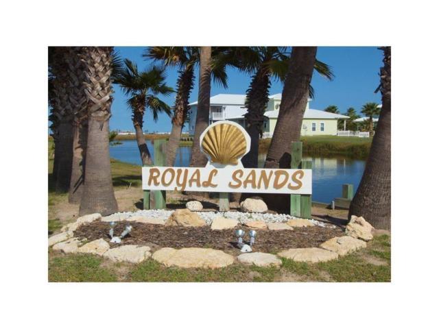 180 Royal Sands Blvd, Port Aransas, TX 78373 (MLS #342484) :: Desi Laurel Real Estate Group