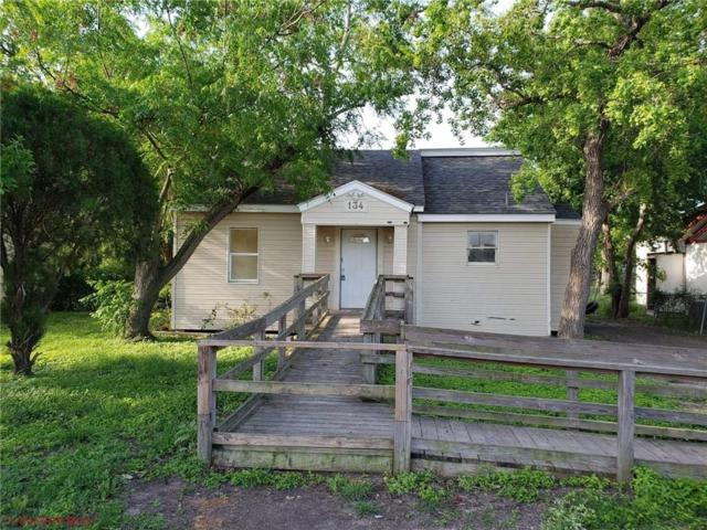 134 W Avenue G, Robstown, TX 78380 (MLS #342486) :: Desi Laurel & Associates
