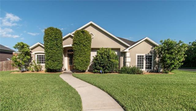3802 Castle Ridge Dr, Corpus Christi, TX 78410 (MLS #342668) :: Desi Laurel & Associates