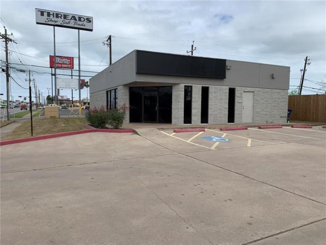 4650 Everhart, Corpus Christi, TX 78411 (MLS #342706) :: Kristen Gilstrap Team
