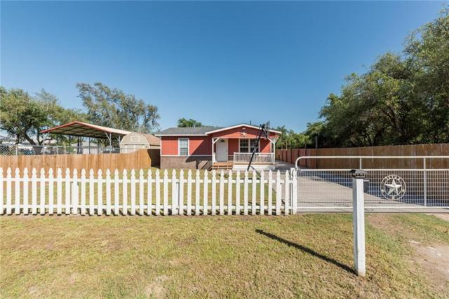 1131 S. 8th St, Aransas Pass, TX 78366 (MLS #342741) :: Desi Laurel & Associates