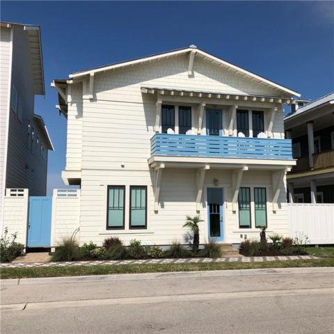717 Sunrise Ave, Port Aransas, TX 78373 (MLS #342853) :: Desi Laurel & Associates
