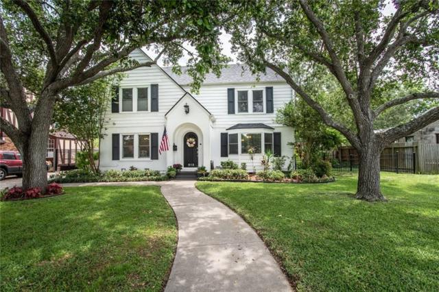 513 Del Mar Blvd, Corpus Christi, TX 78404 (MLS #343299) :: Desi Laurel Real Estate Group