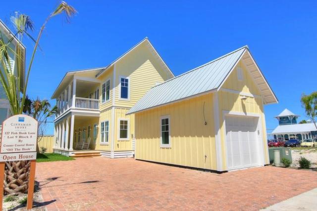 127 Fish Hook Lane, Port Aransas, TX 78373 (MLS #343305) :: Desi Laurel Real Estate Group