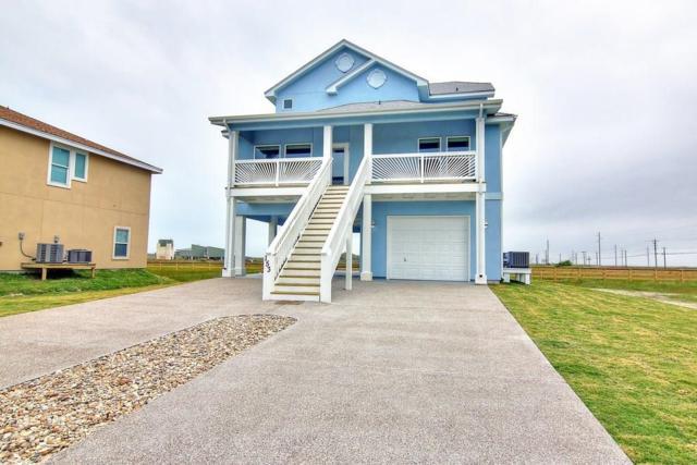 153 Beach View Dr, Port Aransas, TX 78373 (MLS #343435) :: Desi Laurel Real Estate Group