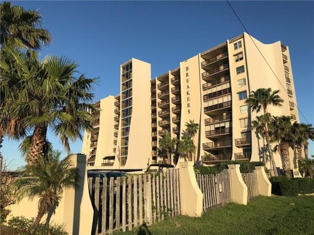 4242 Gulfbreeze Blvd #705, Corpus Christi, TX 78402 (MLS #343732) :: Desi Laurel Real Estate Group