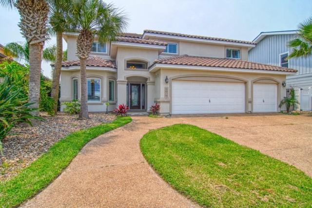 507 Marina Dr, Port Aransas, TX 78373 (MLS #343739) :: Desi Laurel Real Estate Group