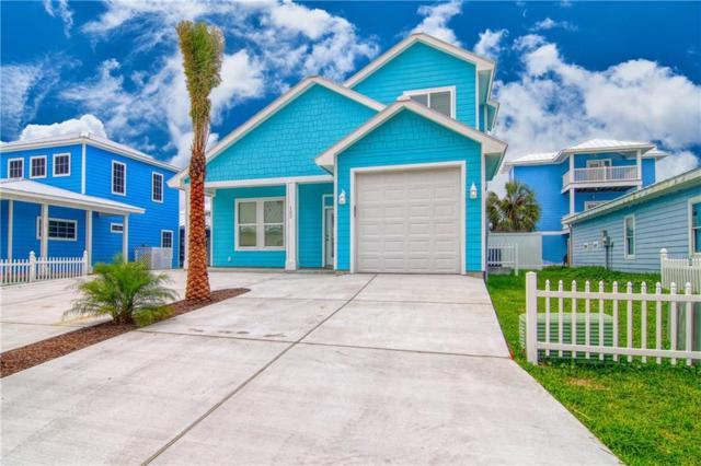 122 Royal Sands, Port Aransas, TX 78373 (MLS #343741) :: Desi Laurel Real Estate Group